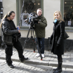Intervju tysk tv 2007.