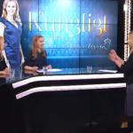 Kungligt med Jenny Alexandersson hade premiär 16 april 2015.