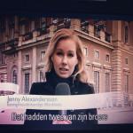 Holländska kungliga tv-programmet Blauw Bloed, 2013.