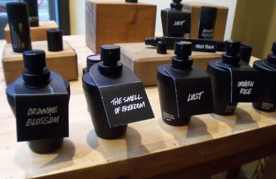Gorilla perfumes från Lush