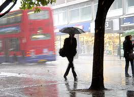Londonregn