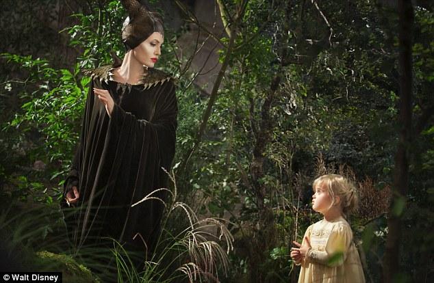 Jolie och Vivienne