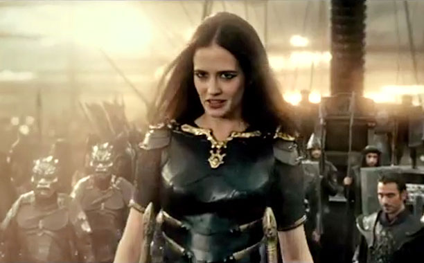 300: Rise Of An Empire (2013) EVA GREEN as Artemesia