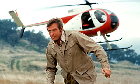 Lee Majors as Steve Austin in The Six Million Dollar Man