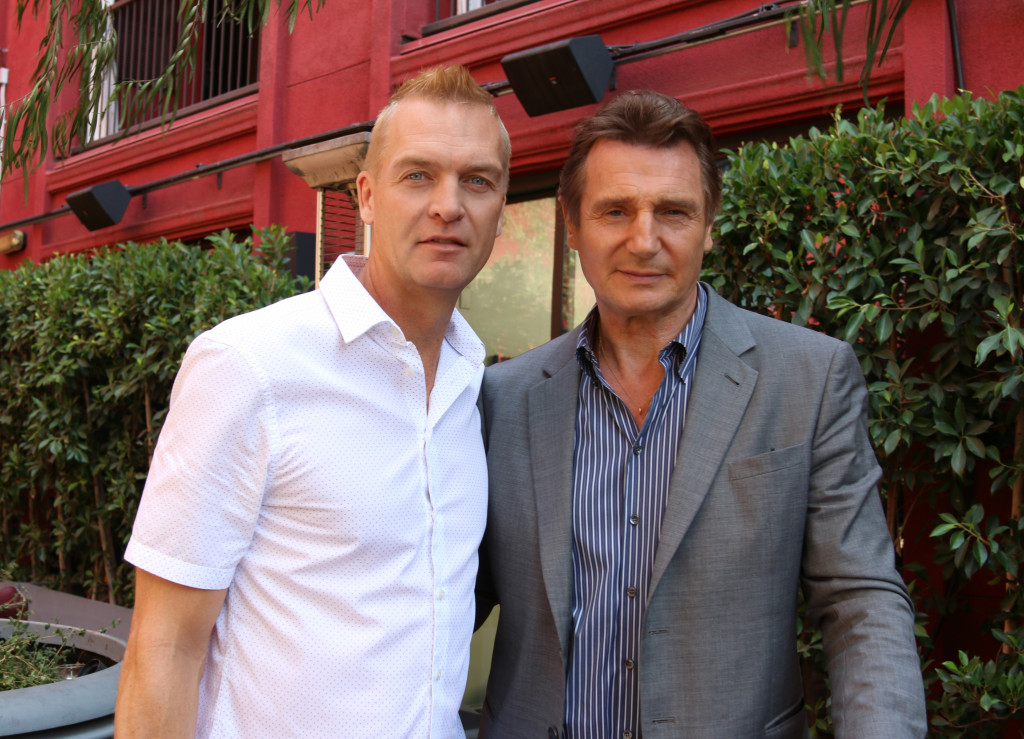 Neeson och Sundholm