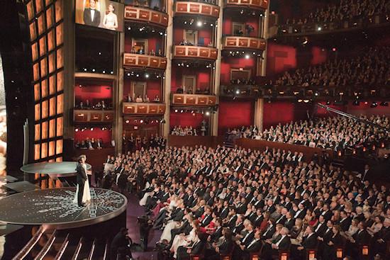 83rd Academy Awards, Backstage