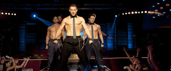 Film Review Magic Mike