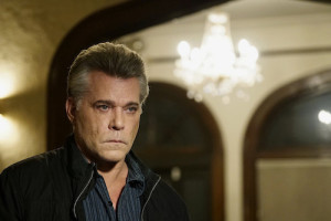 "SHADES OF BLUE -- ""Pilot"" Episode 101 -- Pictured: Ray Liotta as Bill Wozniak -- (Photo by: Peter Kramer/NBC)"