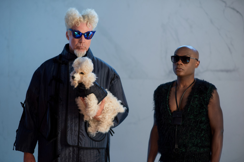 Will Ferrell plays Mugatu and Nathan Lee Graham plays Todd in Zoolander No. 2 from Paramount Pictures.