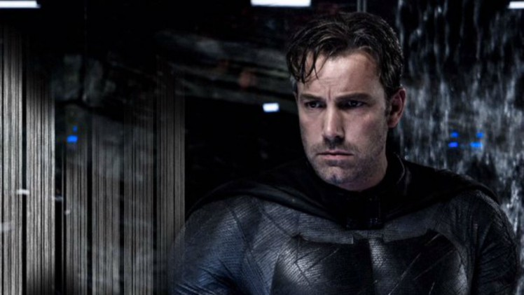Ben Affleck- batman