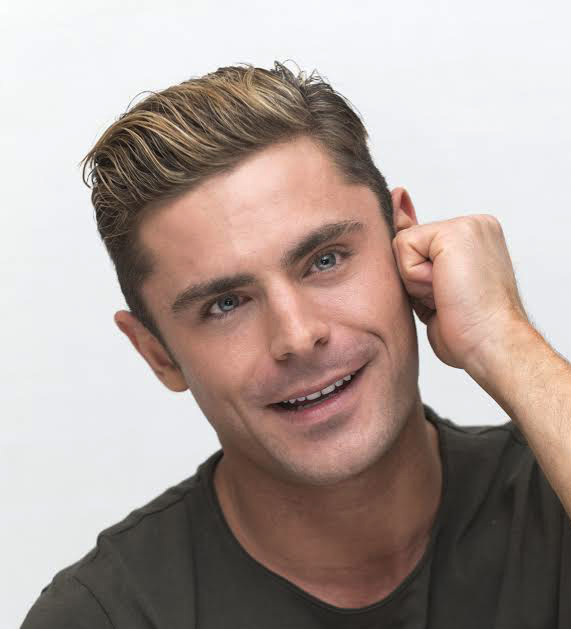Zac Efron, who stars in 'Neighbours' and 'Baywatch', at Universal Studios in Los Angeles, CA. Photo: Magnus Sundholm