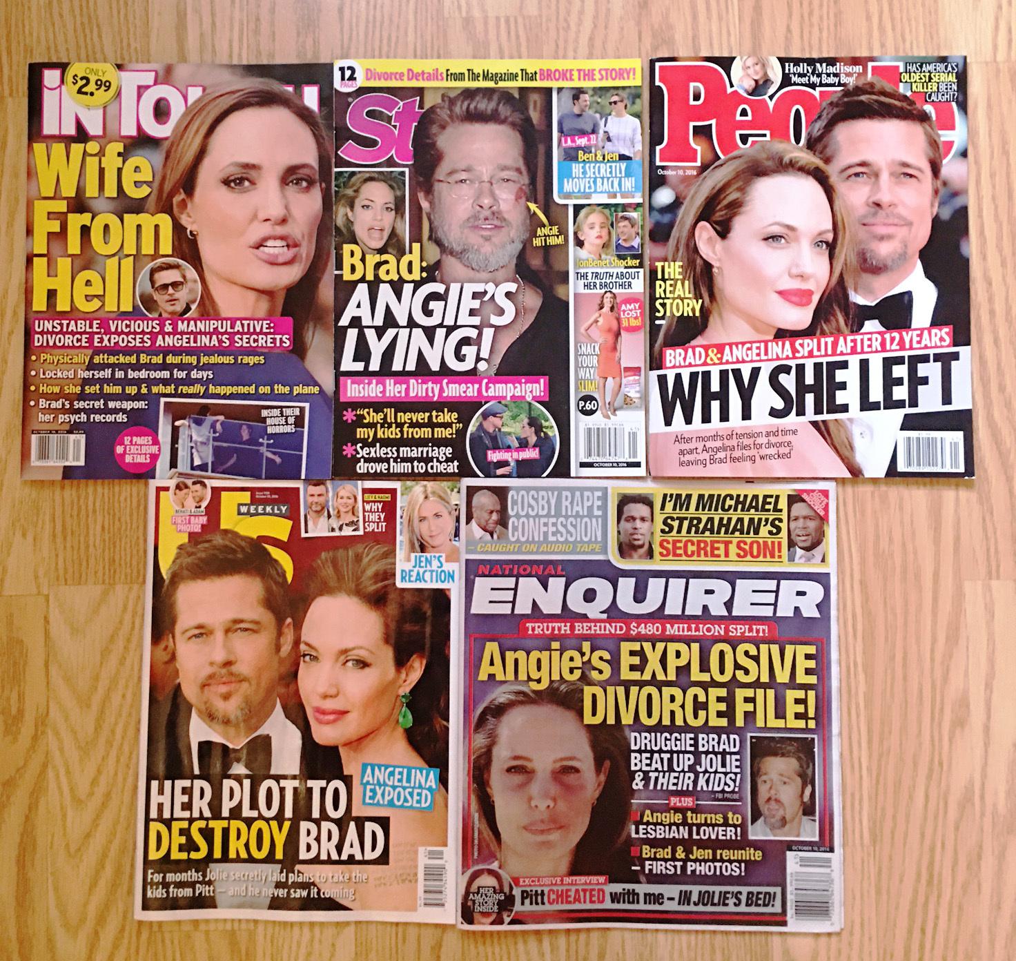 Aniston saljer flest tidningar