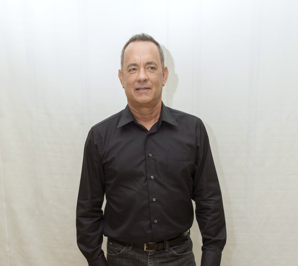 Tom Hanks. Photo: Magnus Sundholm for the HFPA.