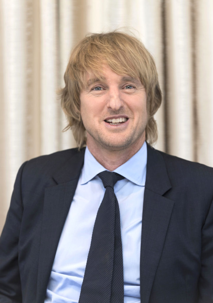 Owen Wilson. Photo: Magnus Sundholm for the HFPA.