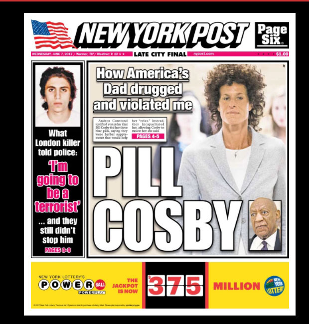 Pill Cosby
