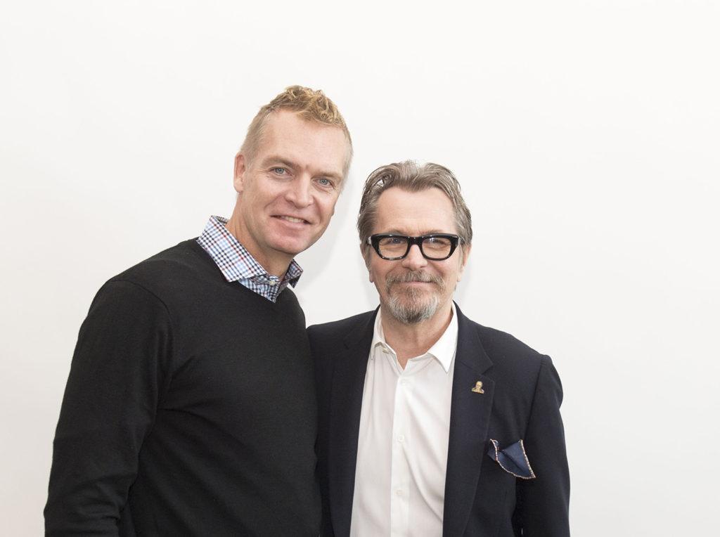 Gary Oldman. Photo: Magnus Sundholm for the HFPA.