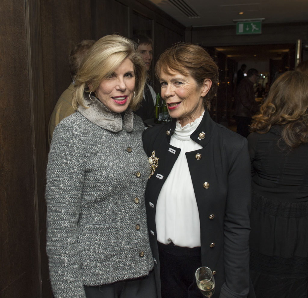 Christine Baranski and Celia Imrie. Photo: Magnus Sundholm