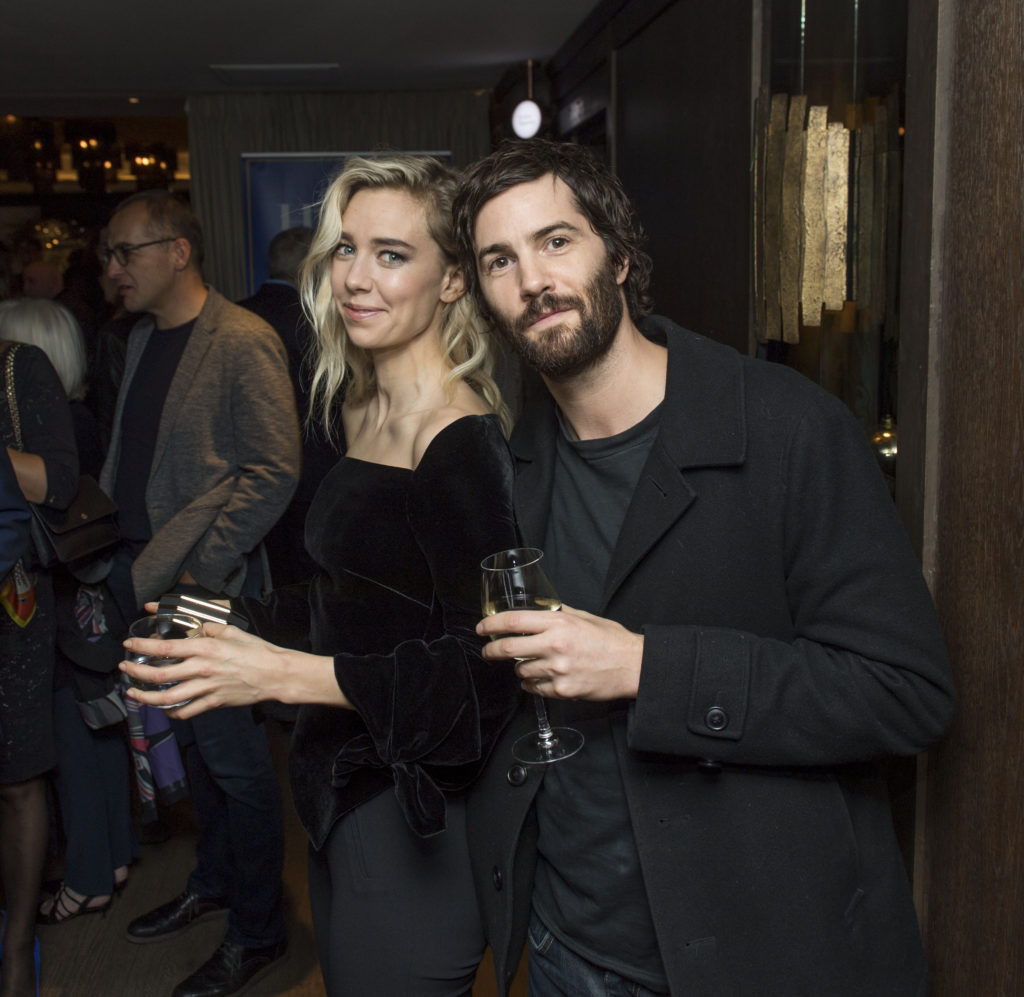 Vanessa Kirby and Jim Sturgess. Photo : Magnus Sundholm