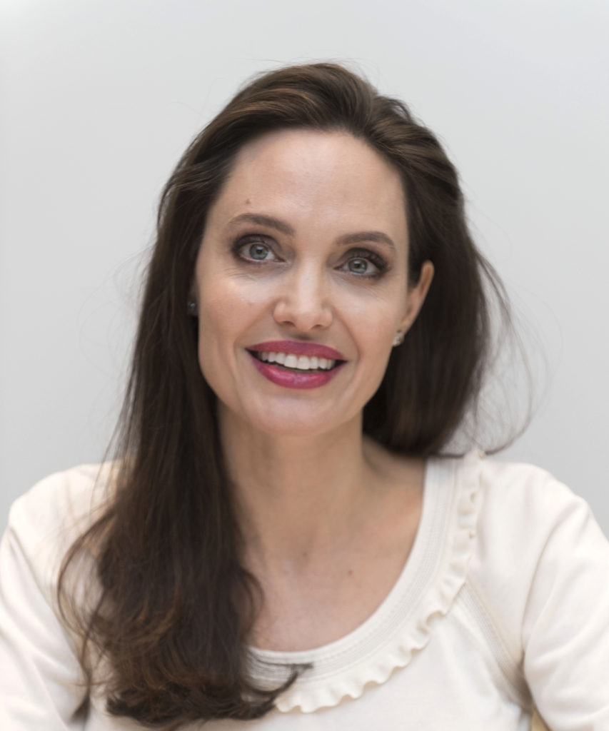 Angeline Jolie, First They Killed My Father PHOTO: Magnus Sundholm for the HFPA
