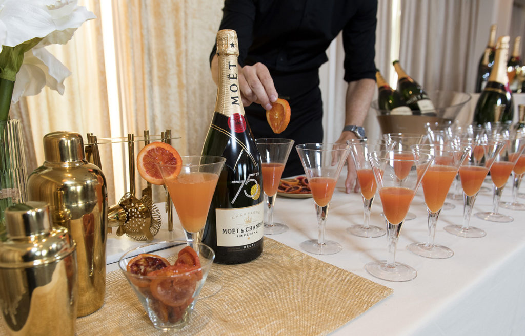 The 75 Annual Golden Globe Awards Menu Preview at the Beverly Hilton Hotel in Beverly Hills, CA. Photo: Magnus Sundholm for the HFPA.