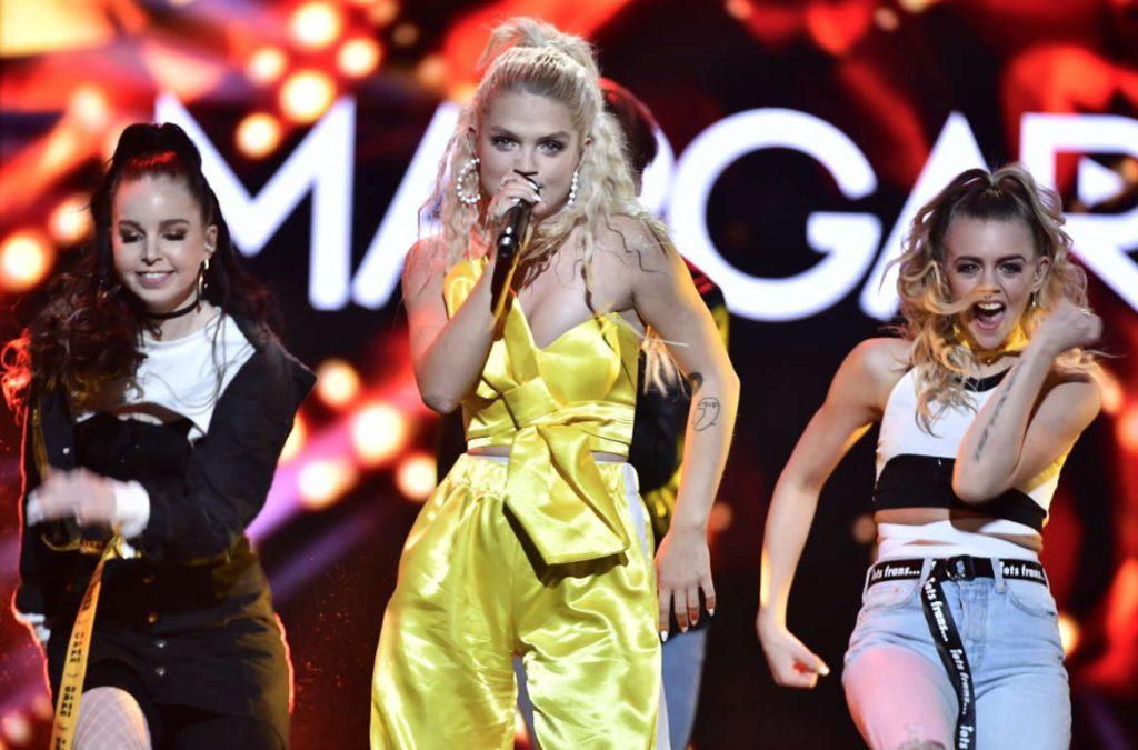 Margaret Melodifestivalen: Melodifestivalen 2018 - Andra Chansen
