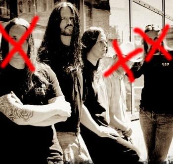 På ganska så kort tid tappade The Haunted såväl en gitarrist som en trummis och en sångare förrförra och förra året.