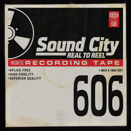 """Sound City """"Real to reel"""""""