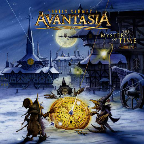 "Avantastia ""The mystery of time"""