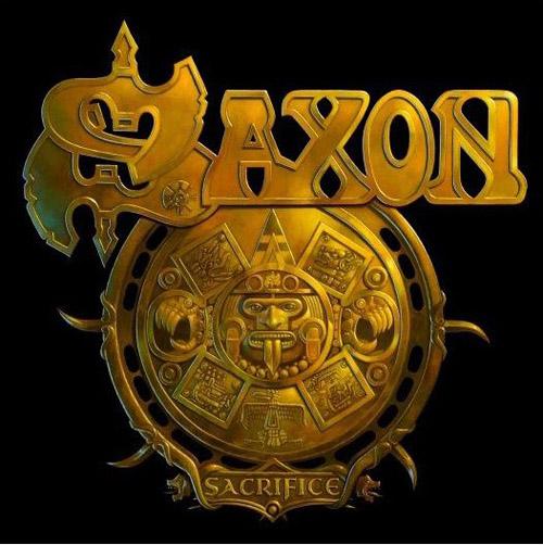 "Saxon ""Sacrifice"""