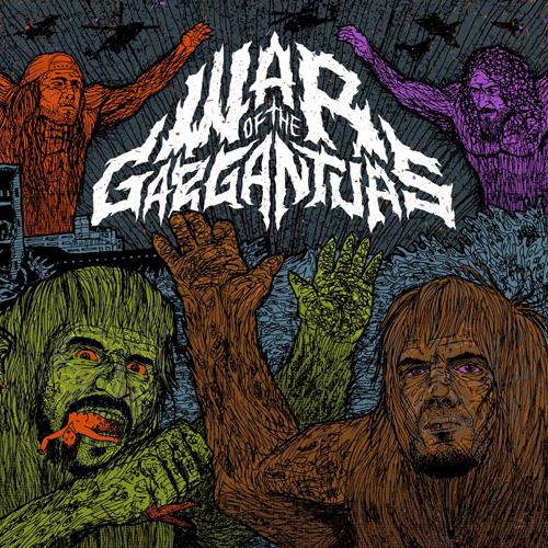 "Philip H Anselmo/Warbeast ""War of the gargantuas"""