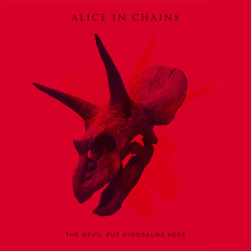 """Alice In Chains """"The devil put dinosaurs here"""""""