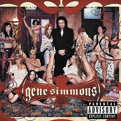 "Gene Simmons ""Asshole"""
