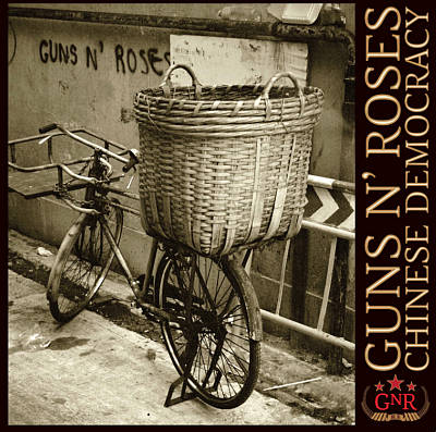 "Guns N' Roses ""Chinese democracy"""