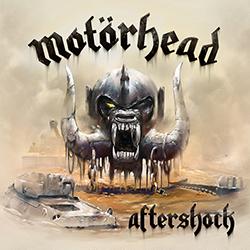 """Så här ser omslaget till """"Aftershock"""" ut."""