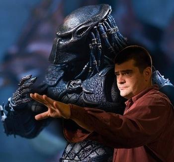 """Regissören Nimród Antal har tidigare regisserat bland annat """"Predators""""."""