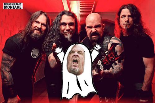 Slayers nu aktuella turnésättning består av Gary Holt, Tom Araya, Kerry King och Paul Bostaph. Huruvida denna också kommer att spela på nästa skiva är väldigt oklart.