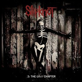 "Omslaget till "".5: The Gray chapter"" så som det har presenterats på Itunes och Amazon."
