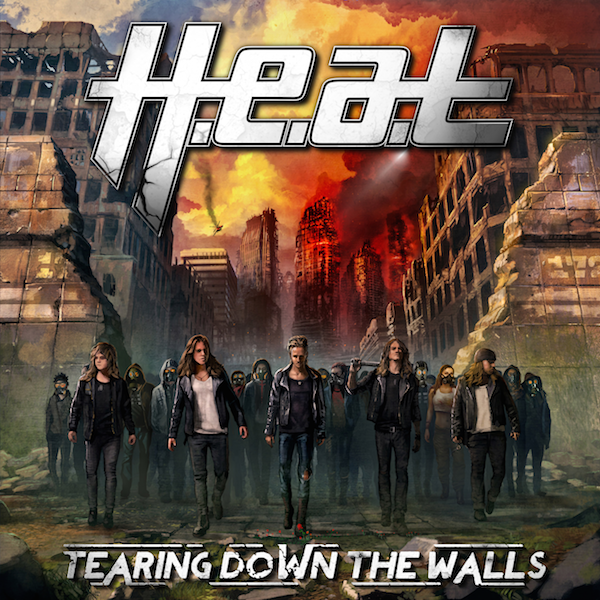 "Heat ""Tearing down the walls"""