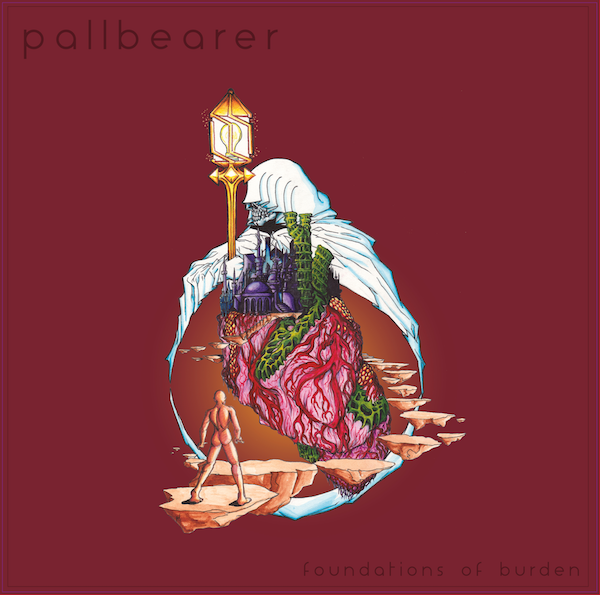 "Pallbearer ""Foundations of burden"""
