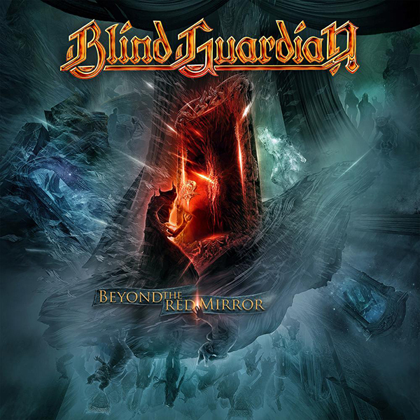 "Blind Guardian ""Beyond the red mirror"""