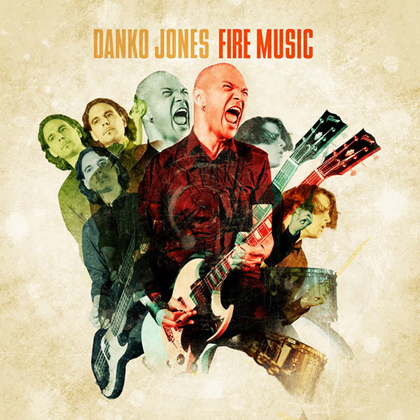 "Danko Jones ""Fire music"""