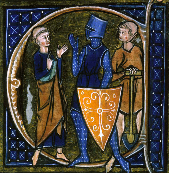 Cleric, Knight and Workman (13th century)