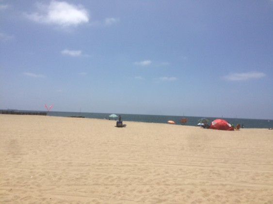 LA:Beach