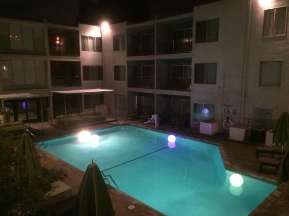 LA:Pool