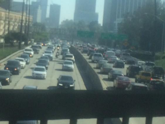 LA:Traffic
