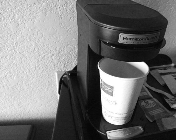 DESERT:Kaffe