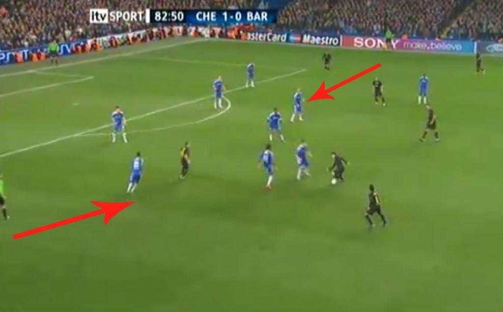Chelsea stora avbrack ivanovic borta en manad