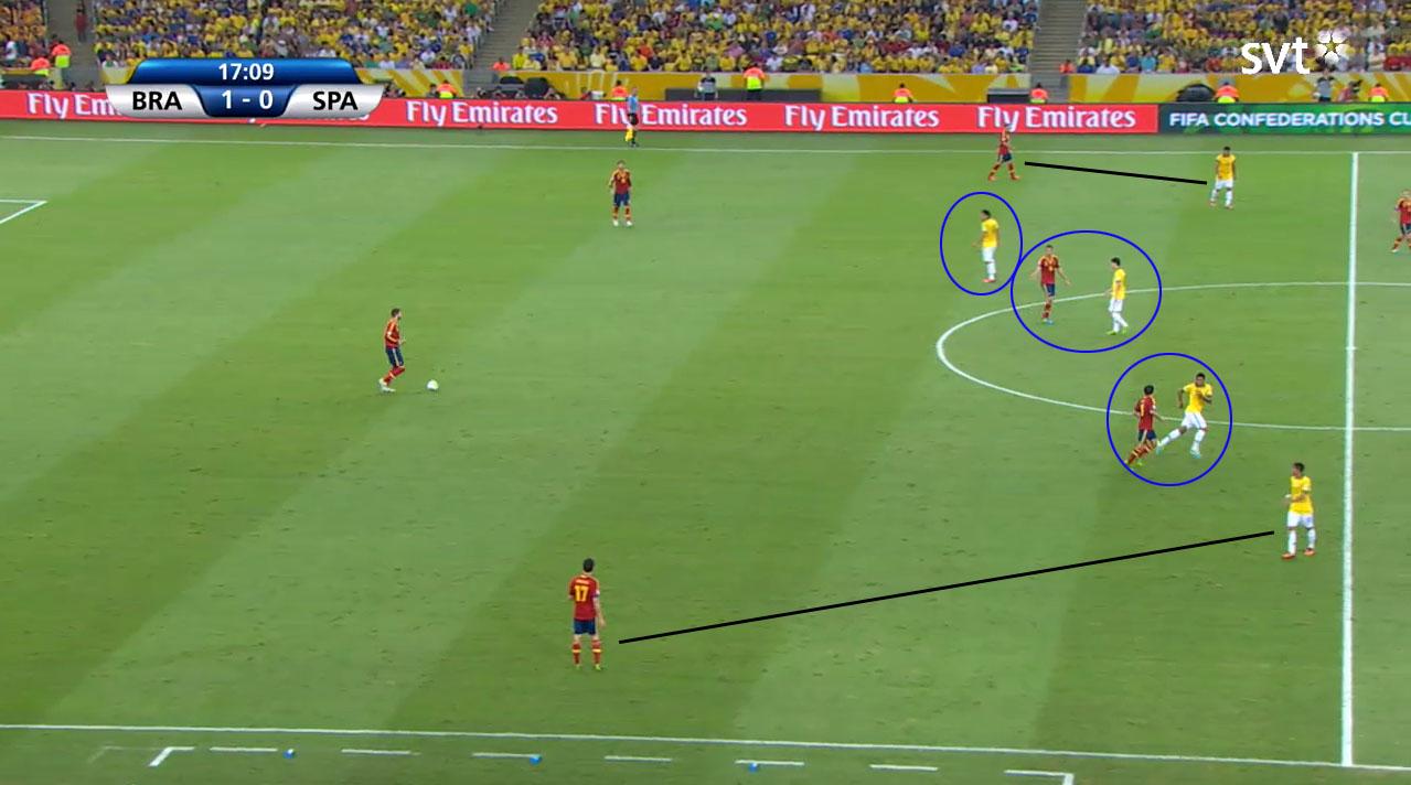 Wenger spanien har svikit sin filosofi