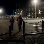 Det är bara skrivs om Landskrona när någonting dumt händer, får vi ofta höra. Men stadens fältare vill gärna lyfta fram den majoritet av stadens ungdomar som är skötsamma.