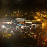 Halloweenkvällen lockar tusentals Landskronabor ut på spökkvällen.